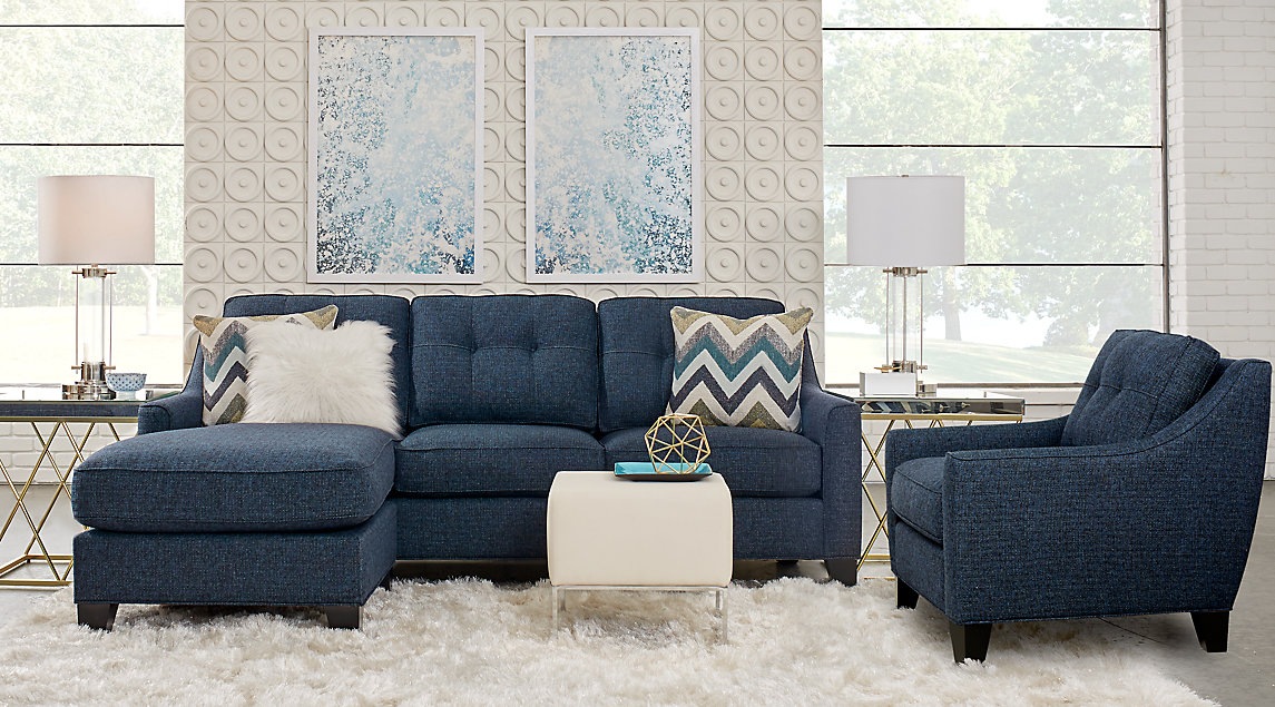 Small Living Room Sets: Decorating Ideas, Designs, & Tips