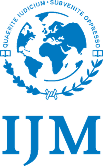 International justice mission logo 2015