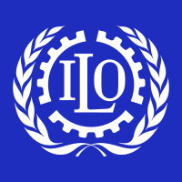 Ilo logo on impactpool