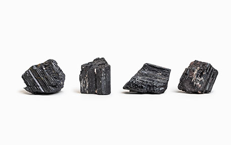 Full Moon Stones Trauma Recovery Eclipse Dispel Negativity Black Tourmaline Raw Empath Protection Twin Flame Stones Shielding