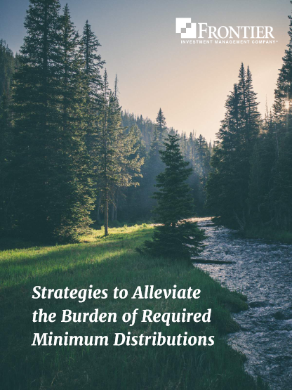 Strategies to Alleviate the Burden of Required Minimum Distributions
