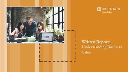 Understanding Business Value