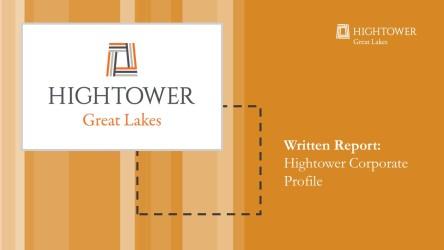 Hightower Corporate Profile