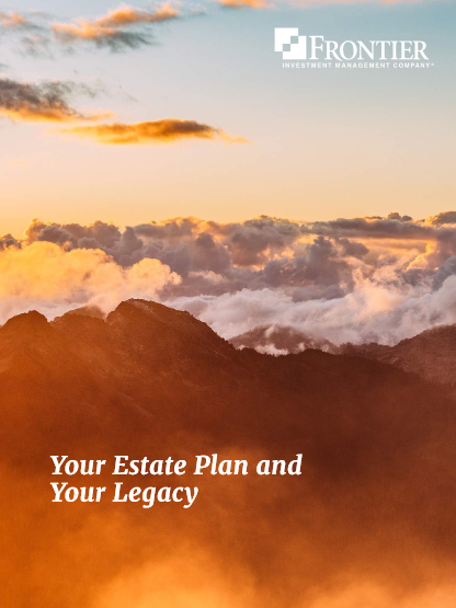 Your Estate Plan and Your Legacy