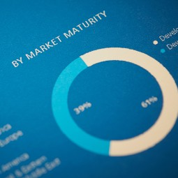Financial report by market maturity