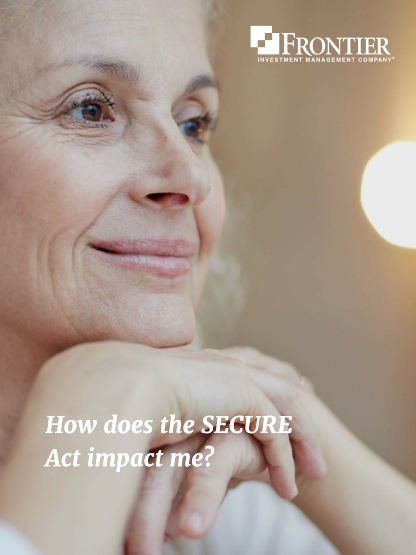 How does the SECURE Act impact me?