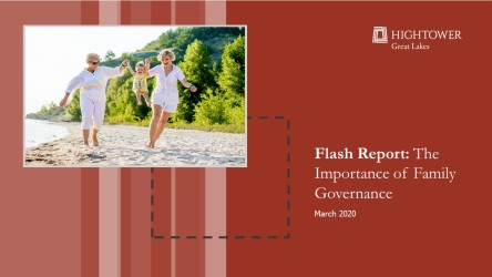 Flash Report: The Importance of Family Governance