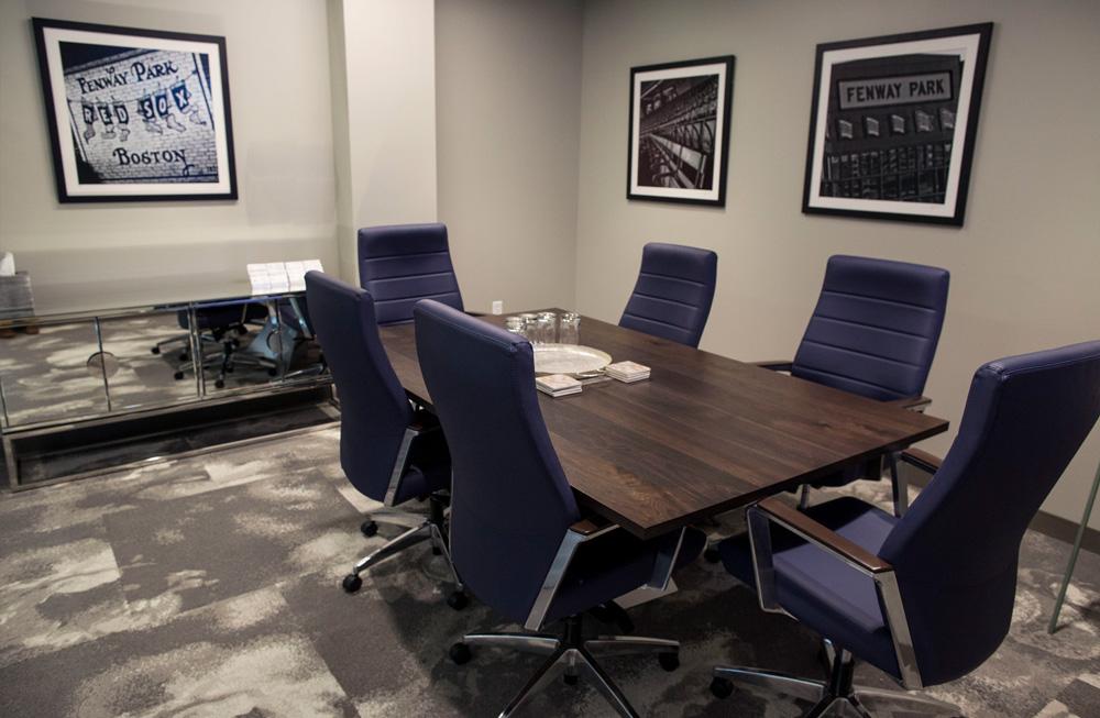Argent Wealth Management Conference Room