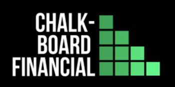 Chalk-board Financial logo