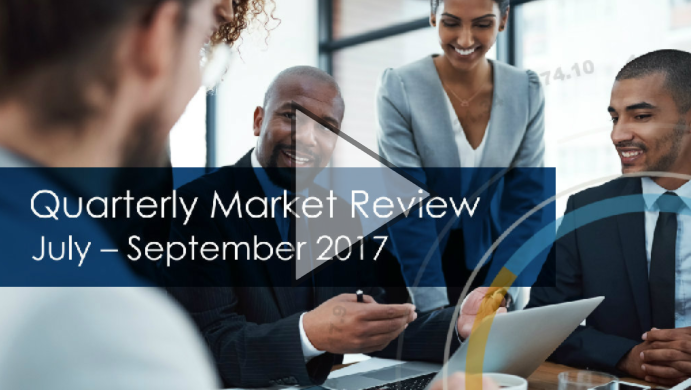 Quarterly Market Review July-September 2017