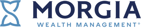 Logo for wealth management firm, Morgia Wealth Management