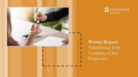 Transferring Your Company to Key Employees
