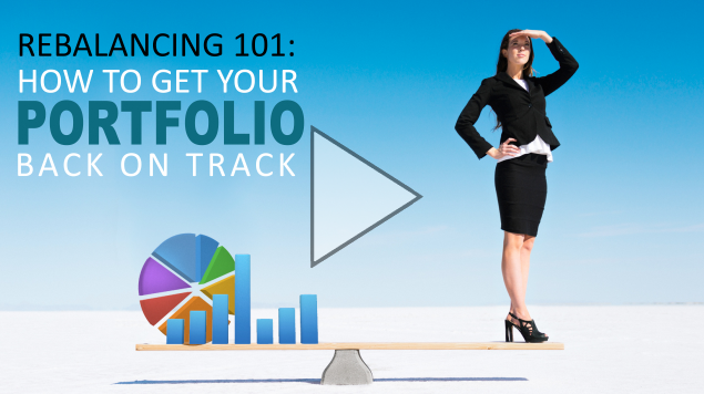 Rebalancing 101: How to get your portfolio back on Track