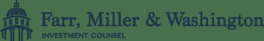 Farr Miller Washington Logo Blue