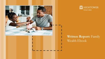 Family Wealth Ebook
