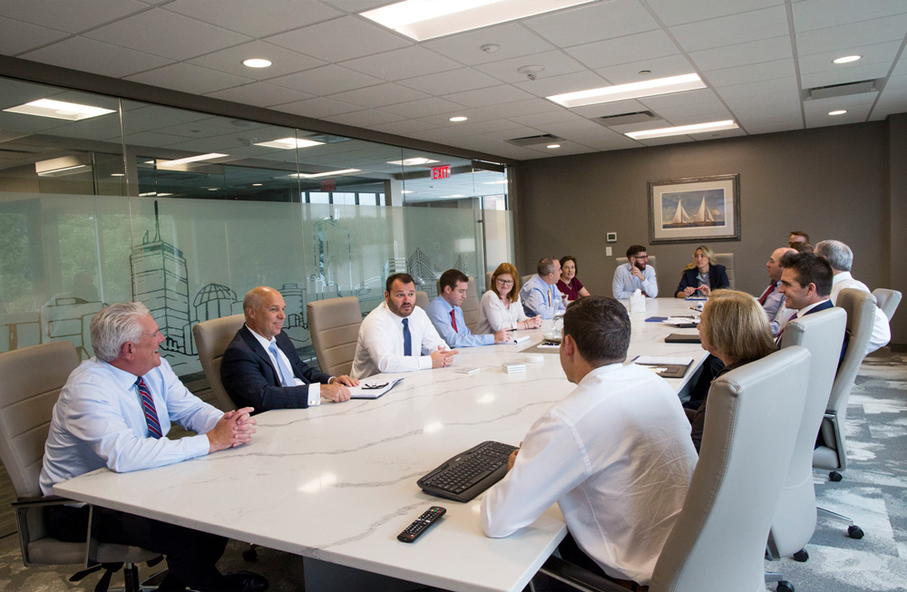 Argent Wealth Management Team Meeting