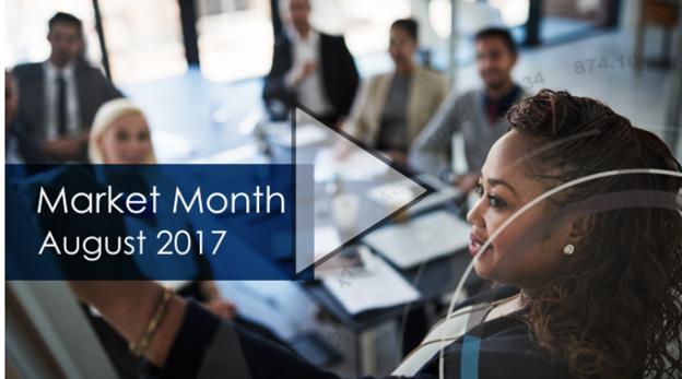 Market Month: August 2017
