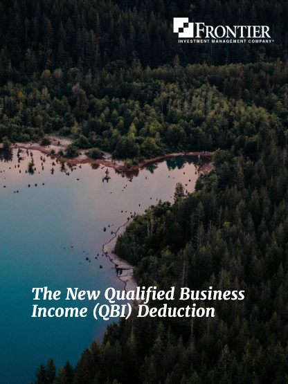 The New Qualified Business Income (QBI) Deduction