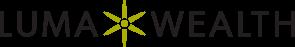 Luma Wealth Advisors - Logo Black