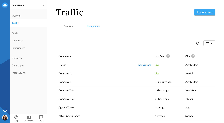 traffic-companies