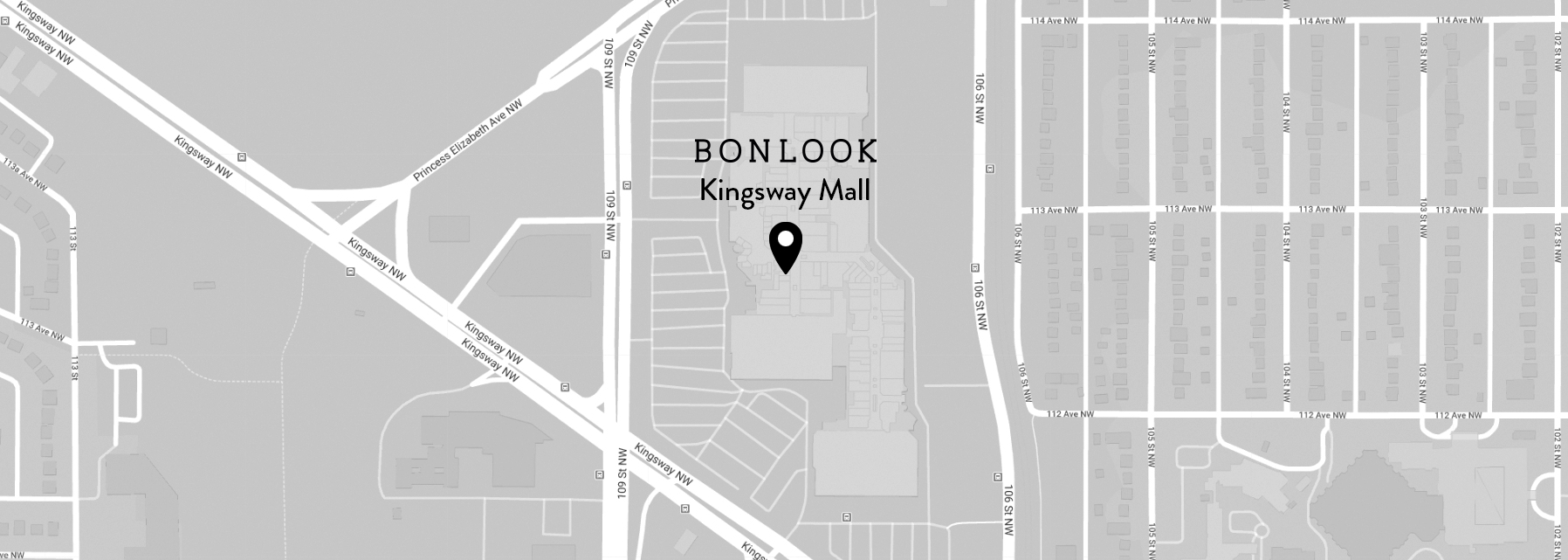 Kingsway Mall Map Kingsway Mall