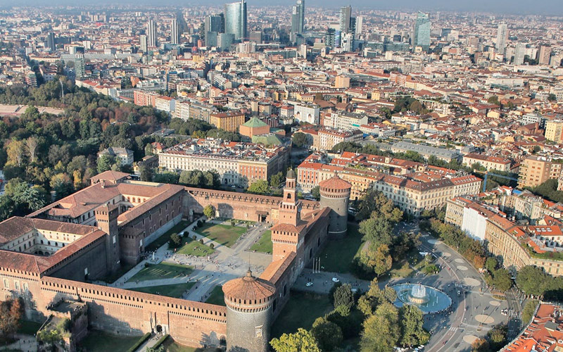 Milan, development and opportunity