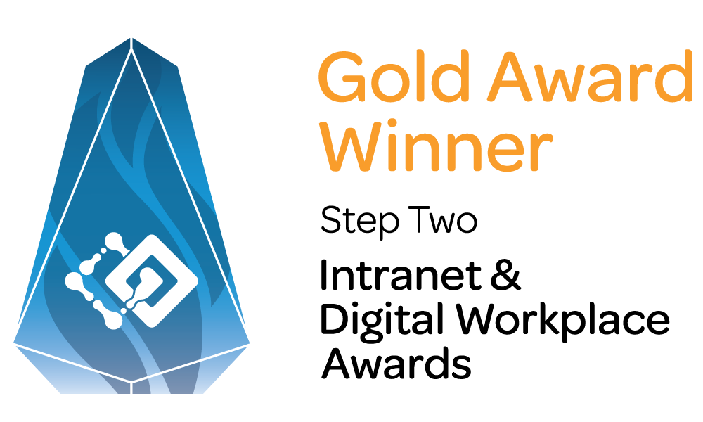 Step Two - Gold Award Winner