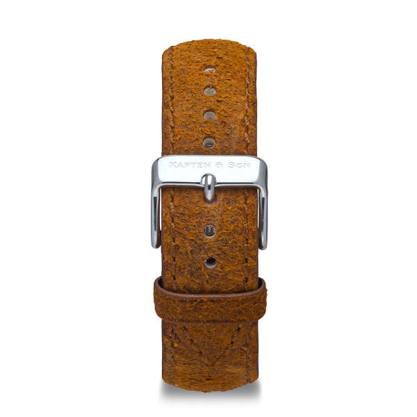 "Leather Strap ""Brown Vintage Leather"""