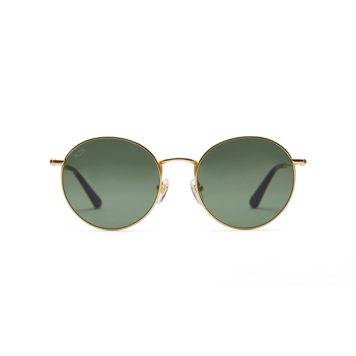 London Gold Green Sonnenbrillen | Kapten & Son