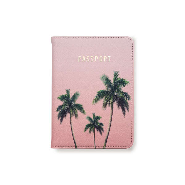 "Passport Holder ""Denpasar"""