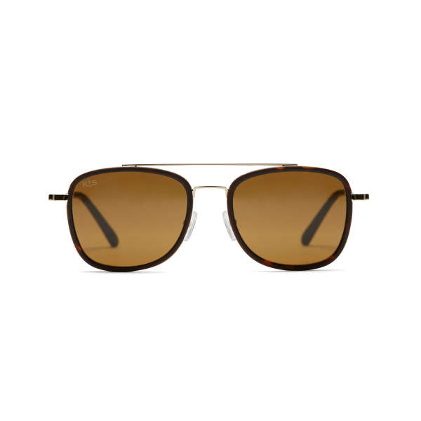 Miami Matt Tortoise Brown