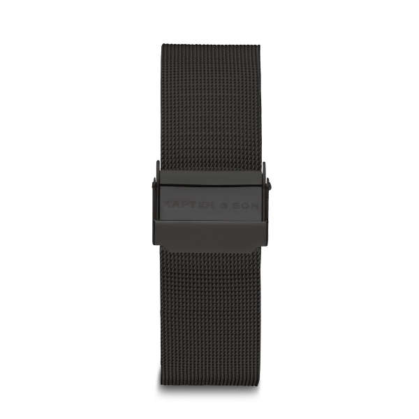 "Mesh Strap ""Black"" Midnight"