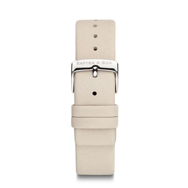 "Leather Strap ""Sandstone Leather"""