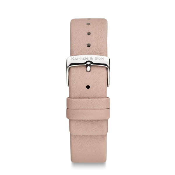 "Leather Strap ""Cherry Blossom Leather"""