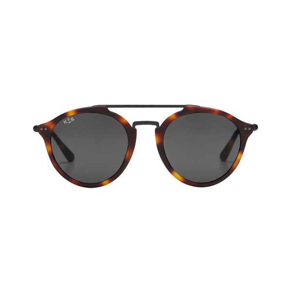 Fitzroy Matt Tortoise Summernight Black