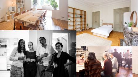 co-living co-working nouveau paradigme