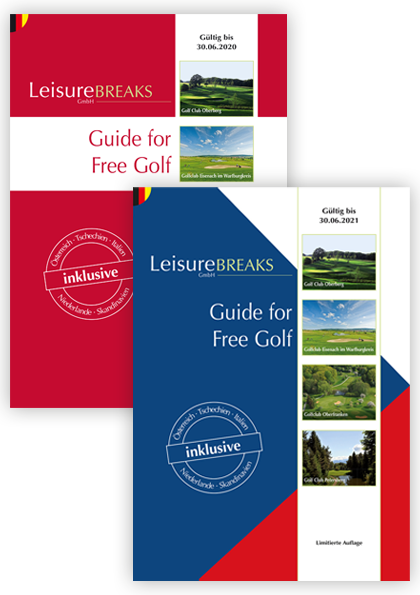 LeisureBREAKS Bundle - Guide for Free Golf