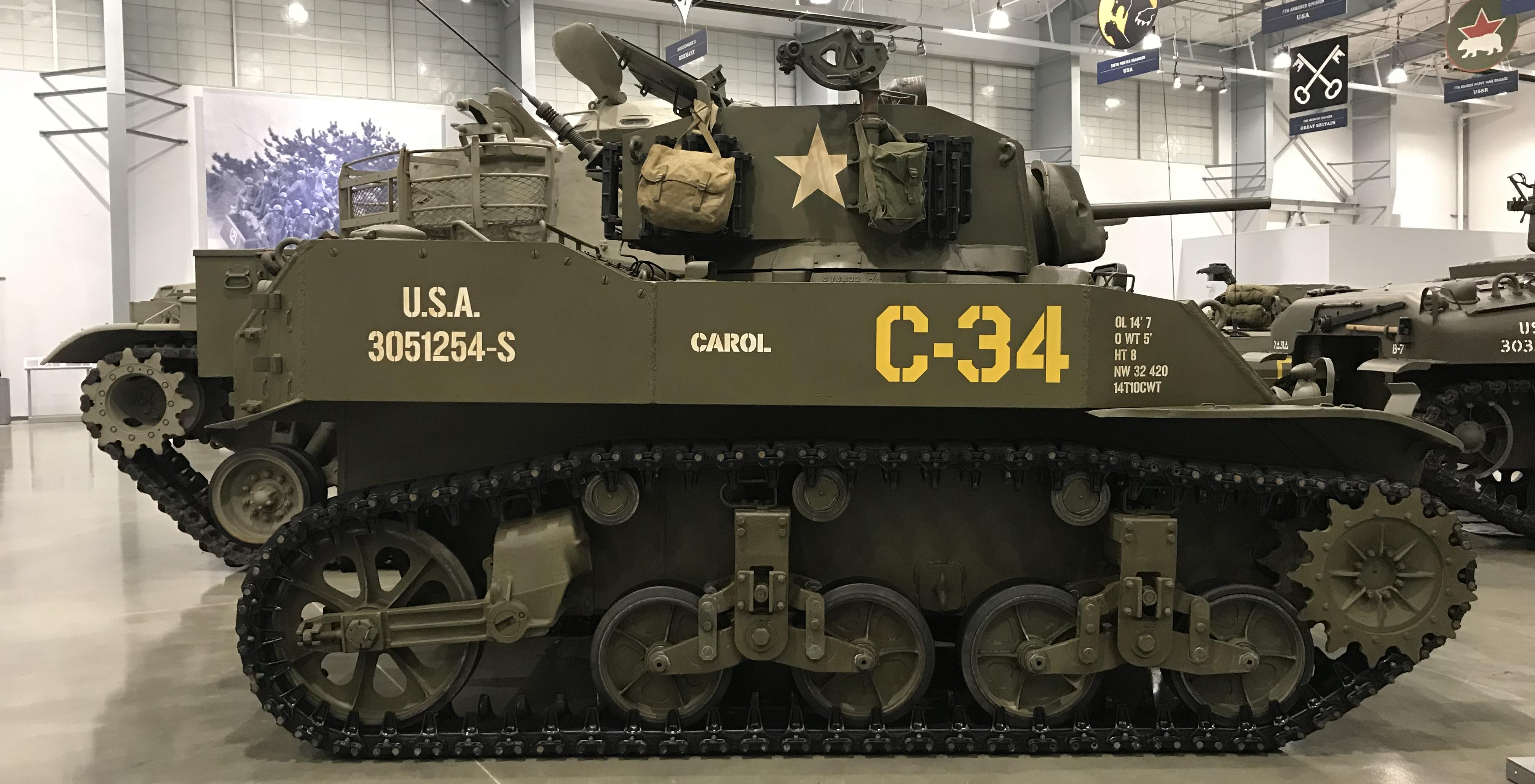 Rumble and Roar: The Tanks of TankFest   PaulAllen com