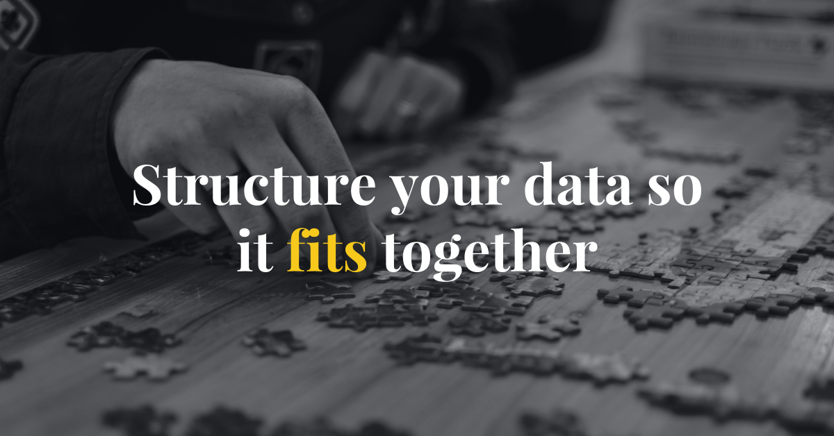 Hull - Cloud Orchestration - Structure your data so it's easy to use