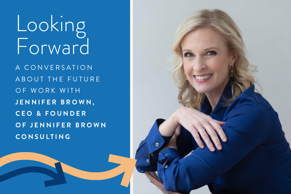 Looking Forward With Jennifer Brown