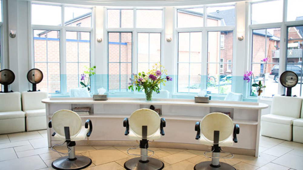 types of salon clients