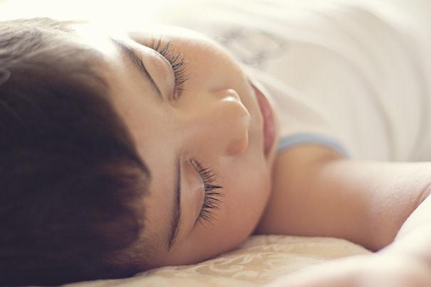 Padrões do sono do bebê