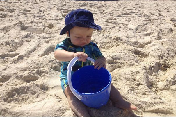 Protegendo seu bebê do sol