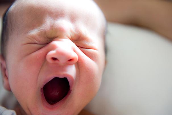 Problemas com o sono do bebê recém-nascido