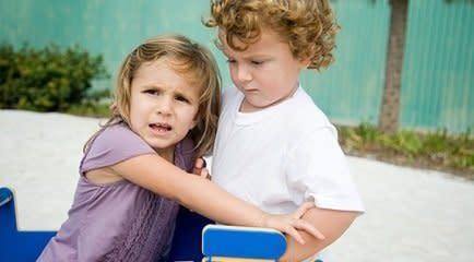 Ensine seu filho a compartilhar