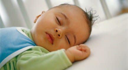 Mantendo uma rotina do sono para seu bebê