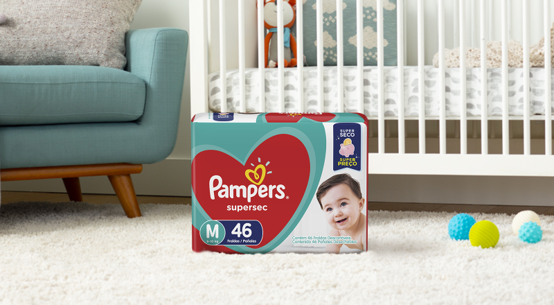 Pampers® Supersec™