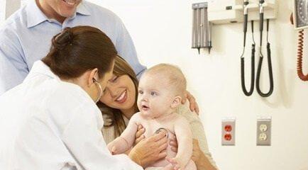 Dicas de como encontrar um bom pediatra