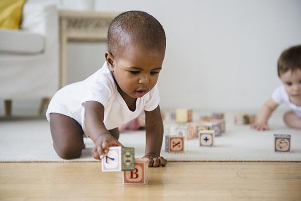 Veja o crescimento e desenvolvimento do seu bebê