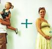Como contar a gravidez: 10 ideias para Cartões